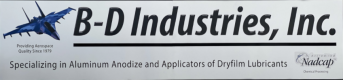 BD Industries, Inc Logo